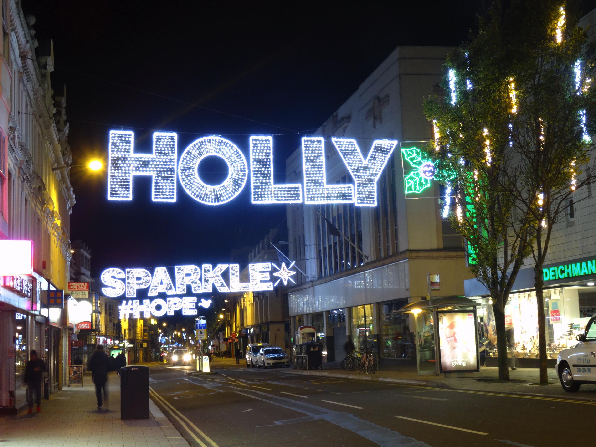 Holly Sparkle Brighton