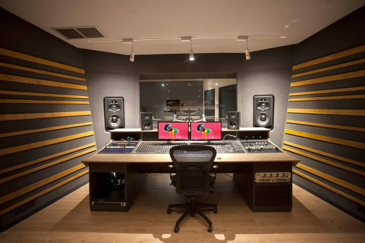 Studio monitoring