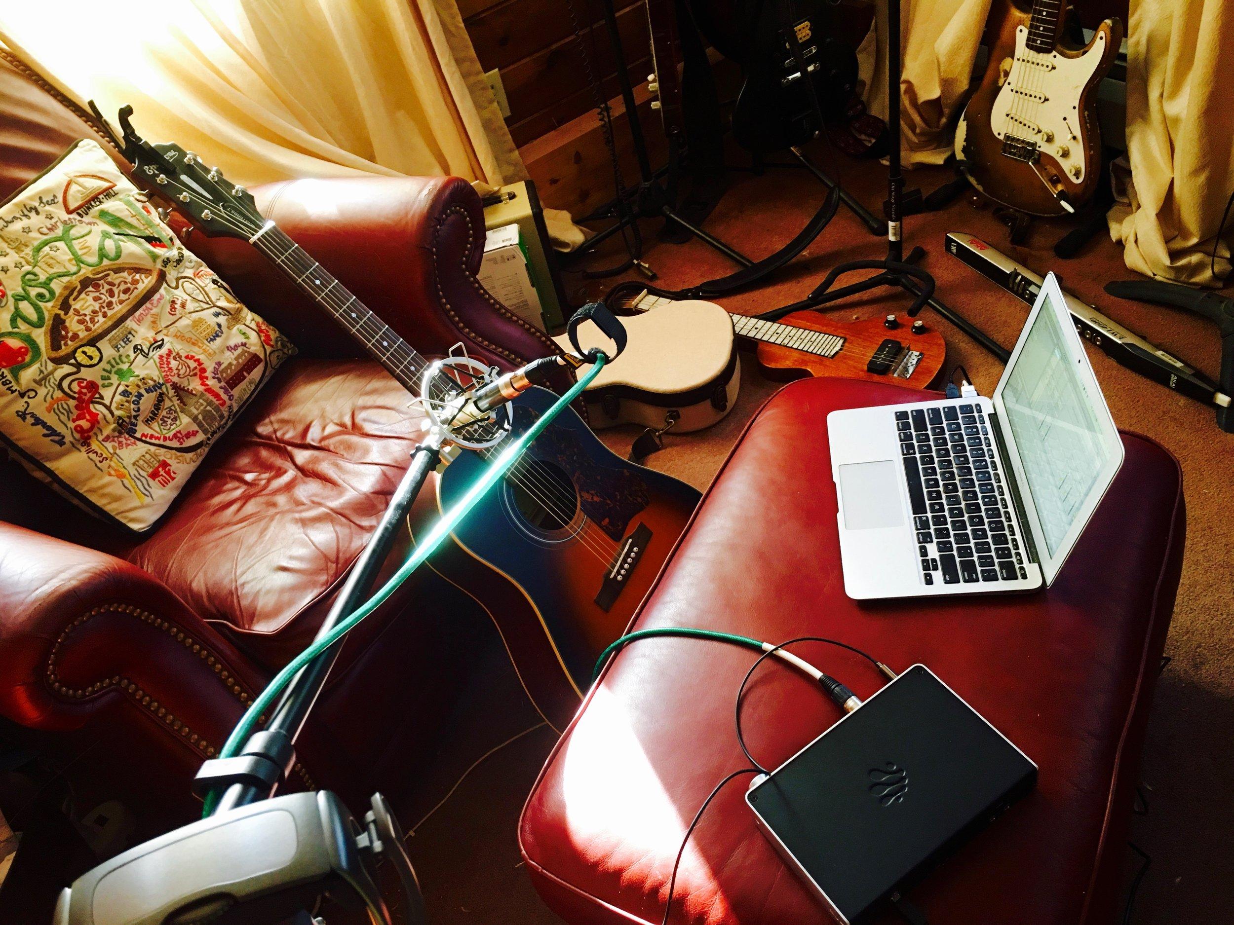 Audio & MIDI Interface