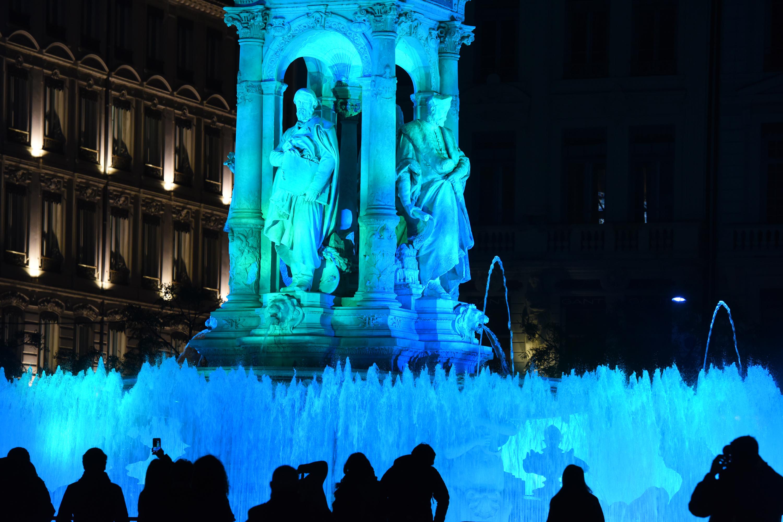 Fêtes des Lumières Lyon
